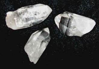 Quartz Natural Points